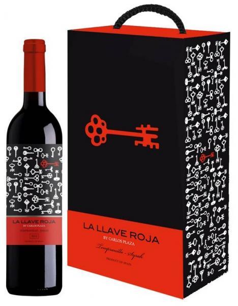 2er Geschenketui La Llave Roja