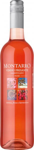 Montarro Vinho Frisante rosé