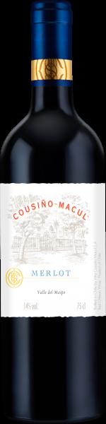 Cousino-Macul Merlot