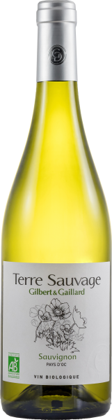Terre Sauvage Sauvignon Blanc BIO