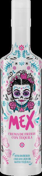 MEX Erdbeerlikör mit Tequila