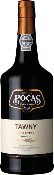 Pocas Porto Tawny 19% Vol. DOC
