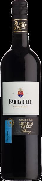 Barbadillo Medium Sweet