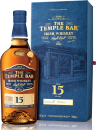 The Temple Bar Whiskey 15 years